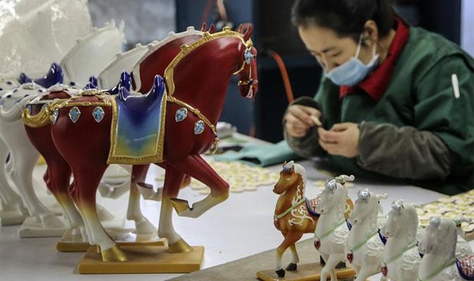 陶瓷産業促就業