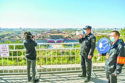 北京公園防控升級迎踏青大客流 倡導就近賞花