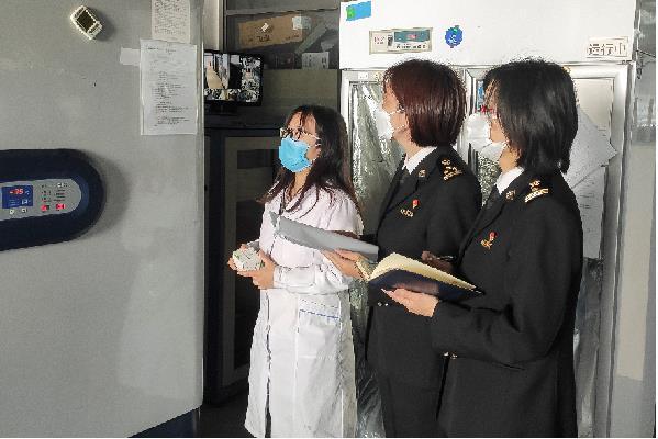 亦莊海關助力生物醫藥企業復工復産