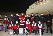 【微視頻】意大利民眾:感謝中國醫療隊和我們在一起!