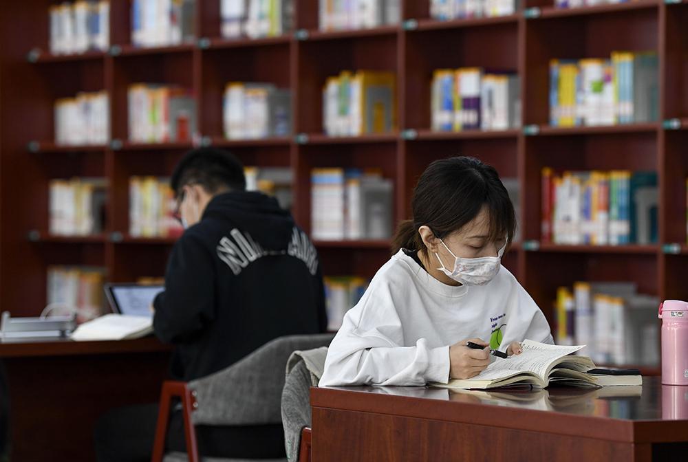 寧夏圖書館恢復開放
