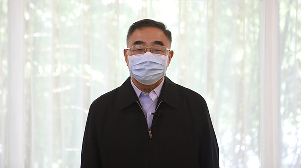"""【全球疫情下的中醫藥新觀察】如何常備不懈打好疫情阻擊戰?看張伯禮院士最新解""""疫"""""""