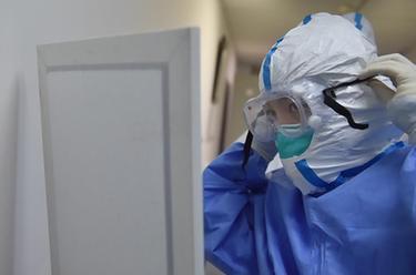 北京:抗疫一線護士的一天