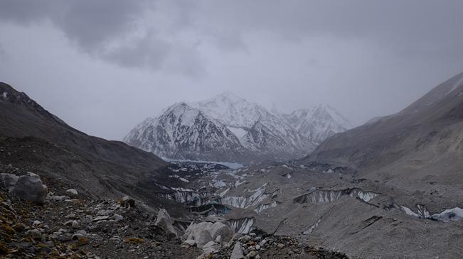 挺進海拔5800米的珠峰過渡營地