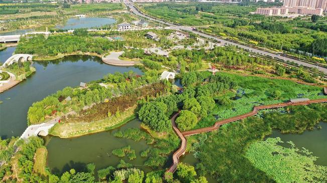 """河北峰峰:老工業基地的""""綠色轉身"""""""