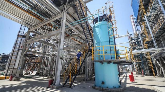 遼寧盤錦:化工企業重點項目160萬噸/年加氫裂化裝置投産
