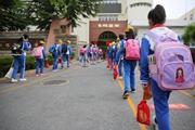 青島中小學3年級以上年級全部復課
