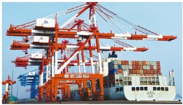 錦州港保稅物流中心開工建設