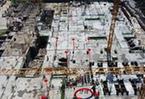 蘭州軌道交通1號線甘肅省政府站實現主體封頂