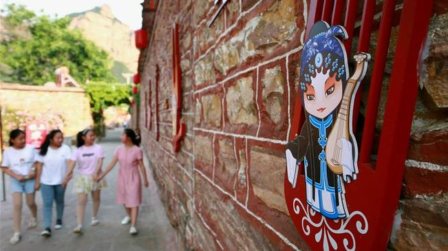 河北武安:打造特色戲曲小鎮