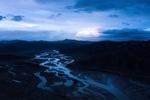 青海達日:鳥瞰黃河