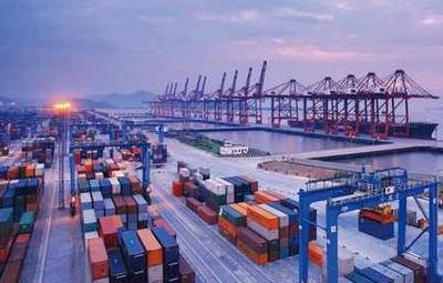 """4月冀對""""一帶一路""""沿線國家出口同比增8.9%"""
