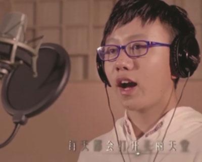 """張家港""""天籟少年""""自創自唱抗疫歌曲點擊量超百萬"""