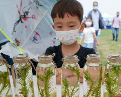 南京:學習環保知識 擁抱綠色生活