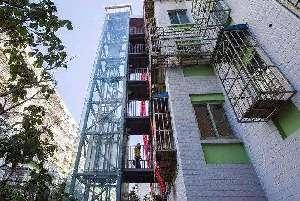 呼和浩特今年改造93個老舊小區 計劃加裝100部電梯