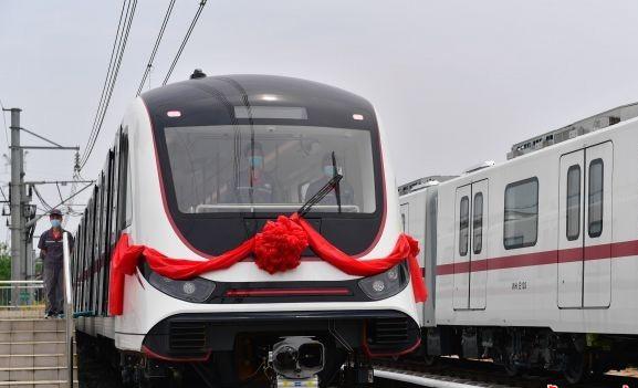 武漢地鐵5號線計劃2021年12月開通試運營