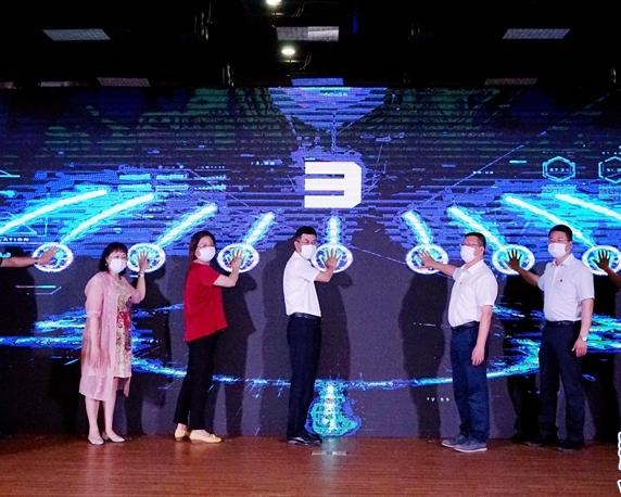 第十屆海峽兩岸信息服務創新大賽暨福建省第十四屆計算機軟件設計大賽啟動