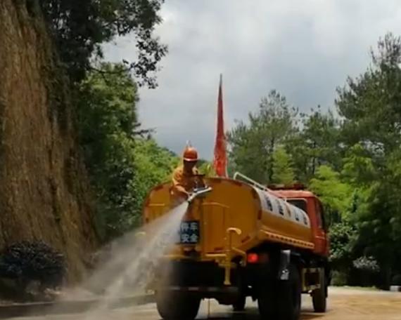 【視頻】現場:福建公路部門應急演練備戰汛期