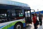 鄭州市主城區公交車全部用上新能源及清潔能源