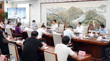 吉林省省長景俊海:加快建設電子信息産業生態體係,為走出振興發展新路注入新動力