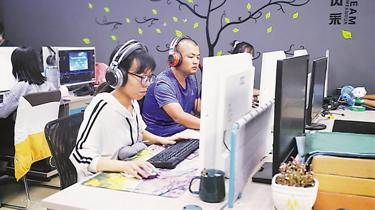 吳忠市:打造新經濟綜合服務體係雙創孵化器