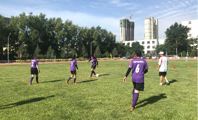 中國西部聽障少年的足球夢想