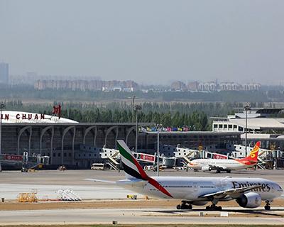 銀川機場單日旅客吞吐量恢復至2萬人次以上