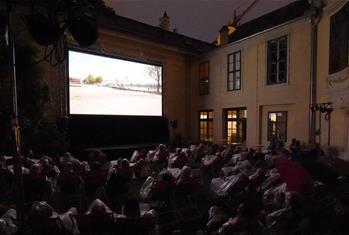 維也納舉辦露天短片節