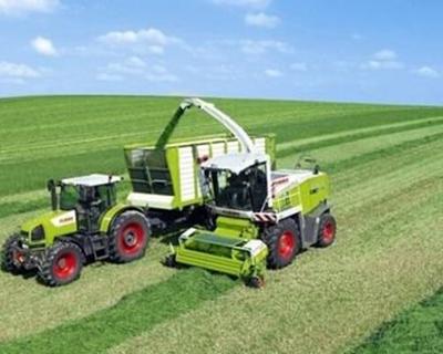 大武口區農業機械化助力夏收一舉多得