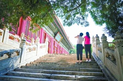 孔廟國子監 恢復開放
