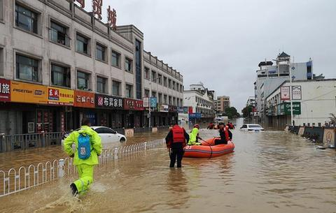 安徽:調防並舉,打好防汛減災硬仗