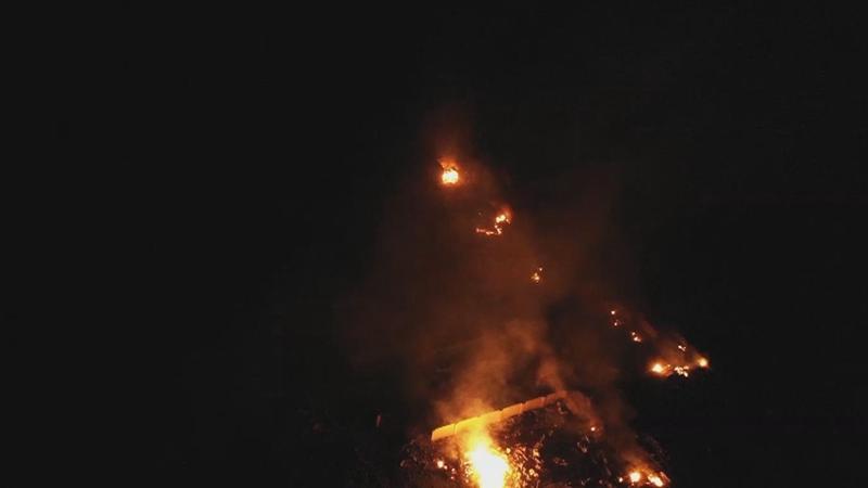四川廣漢花炮廠燃爆事故:消防員講述救援過程