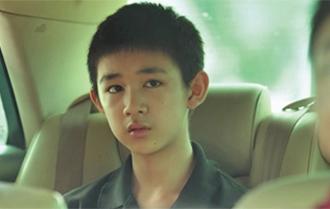 """14歲的""""朱朝陽""""榮梓杉,從不設計表演"""