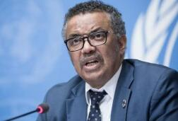 譚德塞呼吁加強政府領導和全面戰略協調作用