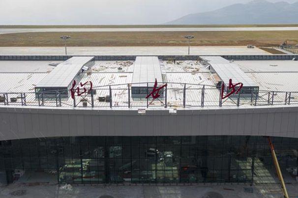 重慶仙女山機場主體工程全面完工