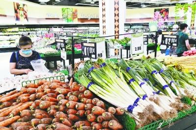 京城超市10種當家菜仍限價