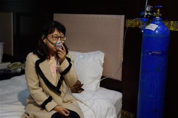 一片冰心在雪域——北京援藏醫療隊輪換側記