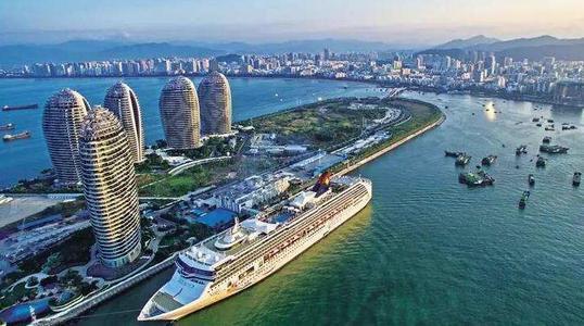 三大主導産業為海南發展積蓄動能