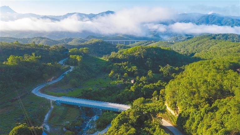 鄉村路向雲端