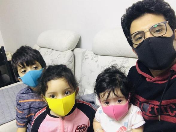 也門在華留學生默丁:一封信和500元錢的中國抗疫情