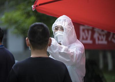 烏魯木齊市:8月5日新增確診病例和無症狀感染者均來自集中醫學觀察人員核酸篩查