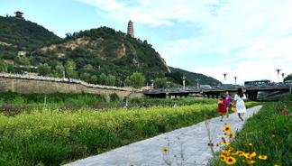 延安:鄉村旅遊裏的振興路