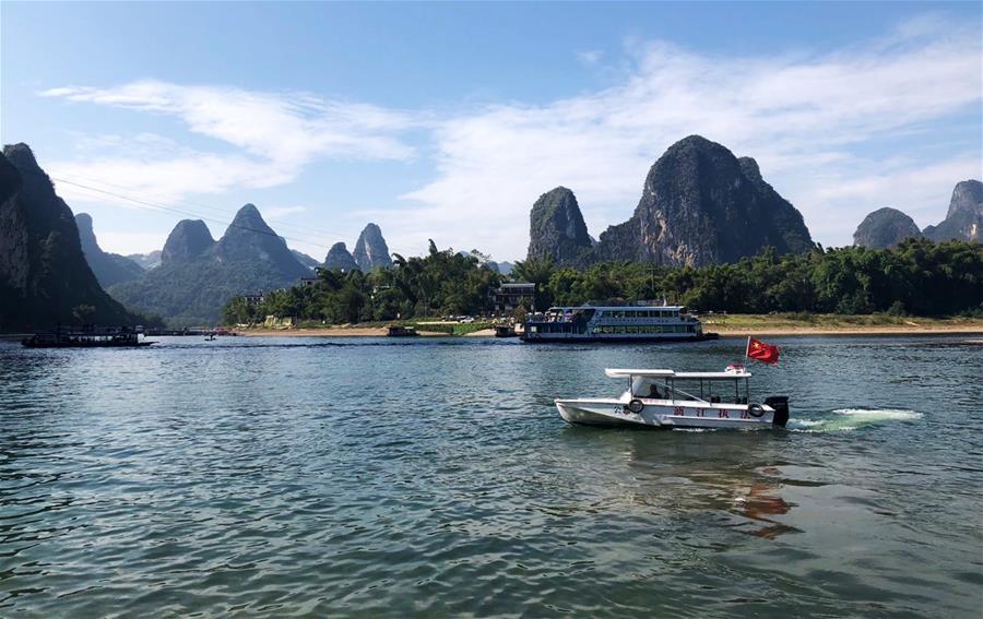 為了這片山水——漓江河段生態治理見聞