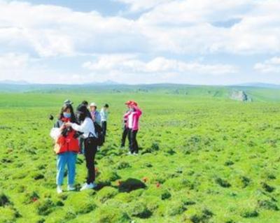 甘肅甘南:生態引領小康路 促進可持續發展