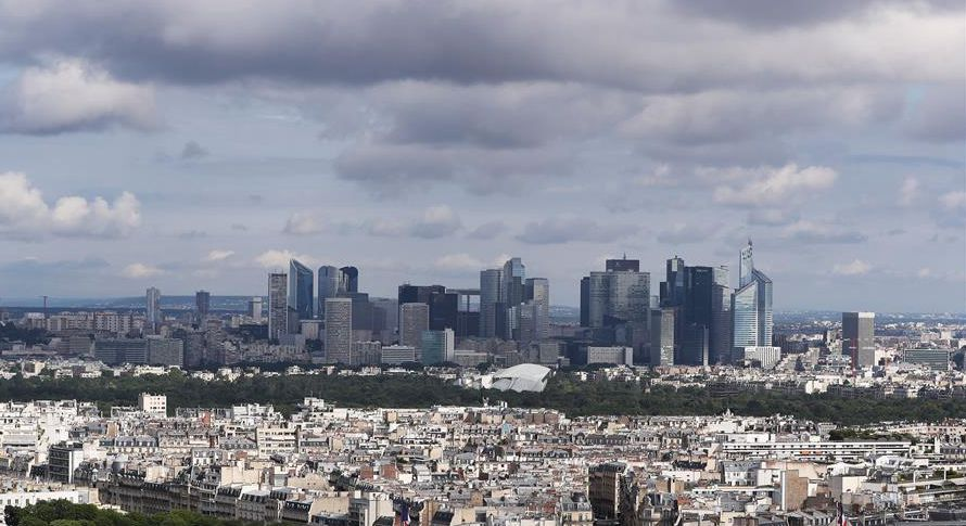 法國經濟二季度環比萎縮13.8%