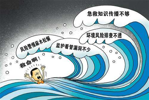 溺水事件頻發,自救與救人有科學步驟