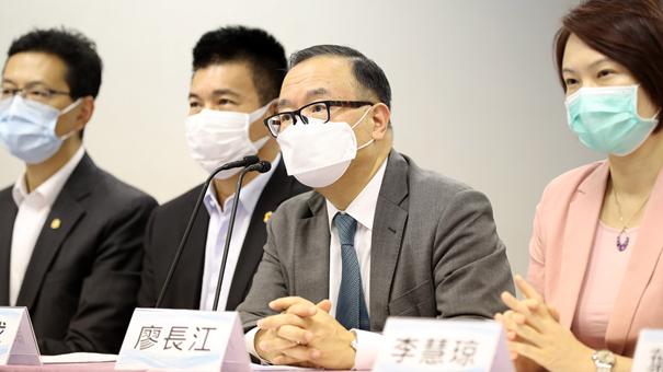 香港建設力量呼吁社會聚焦防疫抗疫 特區政府積極施政變革