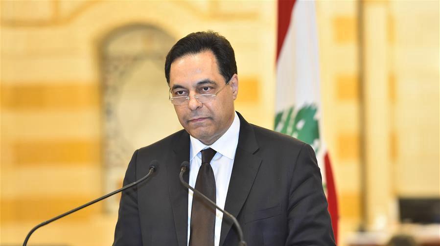 黎巴嫩總理宣布政府集體辭職