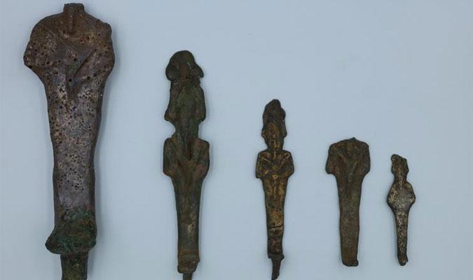 中國與埃及首次聯合考古取得階段性成果