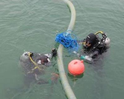 定遠艦遺址二期水下考古調查啟動